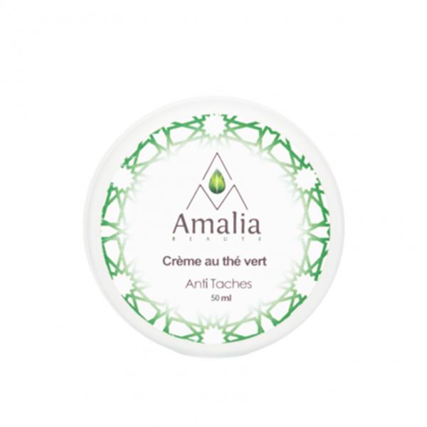 Crème Argan et Thé Vert Amalia cosmétiquesmains et pieds