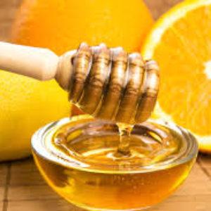 Miel a l'orange